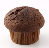 Choсolate muffin Stock Images