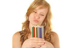 Choose a color Stock Photos