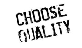 Choose Quality rubber stamp Stock Images