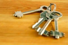 Choose a suitable key Stock Images