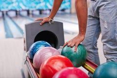 Choosing ball Stock Photography