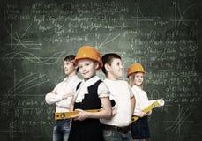 Choosing future profession Stock Images