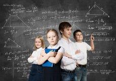 Choosing future profession Royalty Free Stock Photos