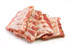 Chop Ribs Royalty Free Stock Image