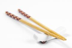 Chop stick Stock Images