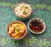 Chop suey fotografia de stock