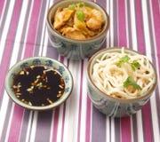 Chop suey fotos de stock