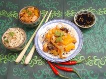 Chop suey foto de stock