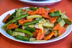 Chop suey chinês do alimento de Filipinas, Banaue imagens de stock royalty free