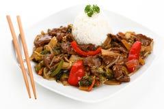 Chop suey da carne foto de stock royalty free