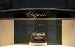 Chopard luxury boutique Stock Photos
