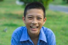 Chłopiec azjata Obraz Royalty Free