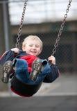 chłopiec bawić się Zdjęcie Stock