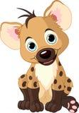 chłopiec hiena Zdjęcie Royalty Free