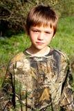 chłopiec kraj Obrazy Royalty Free