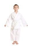 chłopiec sportowiec Zdjęcie Royalty Free