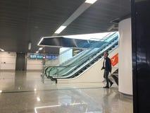 Chopin Airport Warsaw Stock Image