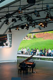 Chopin Piano Concert at Botanic Garden, Singapore Stock Photos