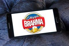 Chopp Brahma beer logo Royalty Free Stock Photography