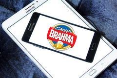 Chopp Brahma beer logo Stock Photo