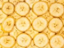 Chopped banana Royalty Free Stock Images