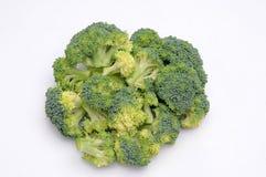 Chopped broccoli Stock Photo