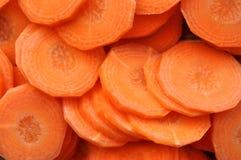 Chopped carrot Stock Photos