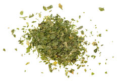 Chopped coriander leaves Stock Photography