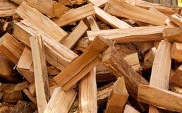Chopped firewood Royalty Free Stock Photo