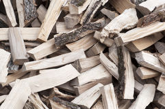 Chopped firewood Royalty Free Stock Image