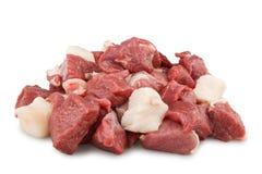 Chopped lamb Royalty Free Stock Photo
