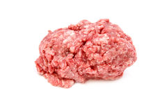 Chopped meat Royalty Free Stock Image