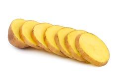 Chopped potato Stock Photos