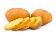 Chopped potato Royalty Free Stock Images