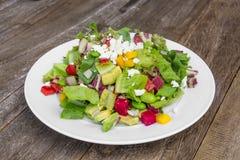 Chopped salad Stock Image
