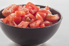 Chopped tomato Stock Photos
