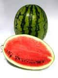 Chopped Watermelon Stock Photography
