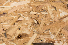 Chopped wood texture Stock Images