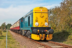 Chopper, 20 at Nene Valley Railway Royalty Free Stock Photography