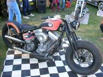 Chopper bike Stock Image