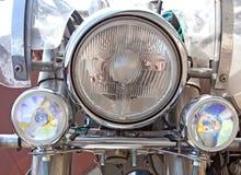 Chopper lights Stock Images