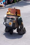 Chopper from the new series Star Wars Rebels at St Stock Image