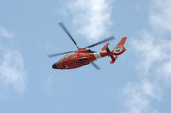 Chopper Patrol Royalty Free Stock Images