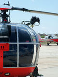Chopper Rescue. Malta Rescue Helicopters belonging to the Armed Forces of Malta Royalty Free Stock Image