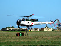 Chopper Rescue. Malta Rescue Helicopters belonging to the Armed Forces of Malta Stock Images