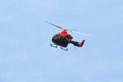 Chopper taxi Stock Images