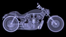 Chopper. The X-ray render Stock Photo
