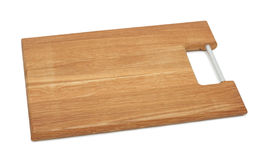 Chopping board, isolated Stock Photos