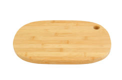 Chopping board isolated Royalty Free Stock Photo