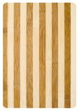 Chopping board isolated on white background Royalty Free Stock Images